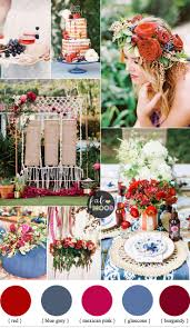 Colourful Lux Boho Wedding Ideas For Summer