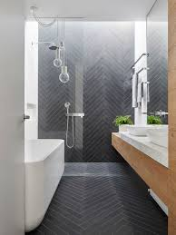 Top 30 Small Contemporary Bathroom Ideas & Decoration