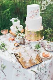 Romantic Ethereal Wedding Inspiration Fresh And Subtle Shades