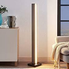 lucande led stehle alyssa dimmbar modern in schwarz aus aluminium ua für wohnzimmer esszimmer 1 flammig a inkl leuchtmittel