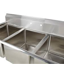 Stainless Steel Sink Grid Without Hole by Regency 54