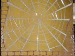 quand l araignée tisse sa toile par mosaikamarina