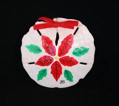 Seashell Christmas Tree Garland by 4
