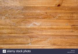 Rustic Wooden Background With Horizontal Lines And Wood Grain