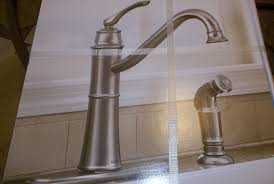Moen Caldwell Kitchen Faucet Stainless by Furniture Inspiring Lowes Kitchen Faucets In Modern Design