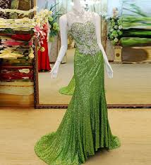compare prices on sequin dress long green online shopping buy low