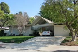 100 Modern Houses Los Angeles With Sunny Homes Joseph Eichler Built The Suburbs