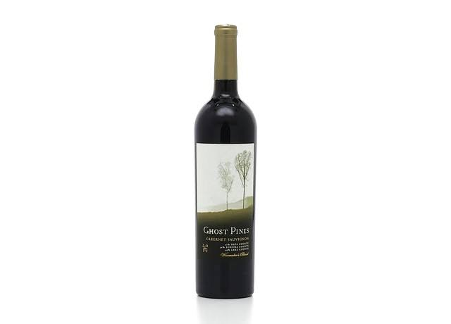 Ghost Pines Winemaker's Blend Cabernet Sauvignon Wine - 750ml