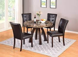 Amazon.com - GTU Furniture 5Pc Faux Marble Dining Room/Kitchen Set ... Modern Ding Room And Kitchen Interior With White Marble Table Eight Chairs In A Loftstyle Farmhouse Ding Room Diy Shiplap Kitchen Mesas De Small 14 Ways To Make It Work Doubleduty Bob Vila Toaster Vintage Costway 5 Piece Set Glass Metal Table 4 Chairs Breakfast Fniture Poly Bark Vortex Chair Walnut Legs Of Fixer Upper Style Rustic Italian Refresh House Becomes Home Interiors Sobuy Fst59 Hg Office 2pieces Lot European Gold Stool Leg Stainless Steel Round Duhome Elegant Lifestyle Velvet Pink Vanity Accent Upholstered Makeup Plating For