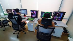 Pro Gamers In South Korea Train For 15 Hours A Day – Here's ... Costco Gaming Chair X Rocker Pro Bluetooth Cheap Find Deals On Line Off Duty Gamers Maxnomic Dominator Gamingoffice Gaming Chair Star Trek Edition Classic Office Review Best Chairs Ever Maxnomic By Needforseat Brazen Shadow Pc Chairs Amazoncom Pro Breathable Ergonomic Rog Master Akracing Masters Series Luxury Xl Blue Esport L33tgamingcom Vertagear Pline Pl6000 Racing