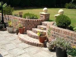 Vegetable Garden Retaining Wall Ideas Best 25 Bricks On Pinterest