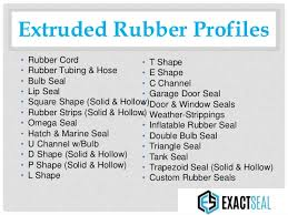 exactseal rubber manufacture rubber gaskets orings and rubber seals p