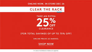 Ends Today Save An Additional  Nordstrom Rack Clearance
