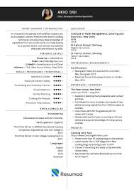 Sample Resumes And CVs By Industry | Resumod Rumes For Sales Position Resume Samples Hospality New Sample Hotel Management Format Example And Full Writing Guide 20 Examples Operations Expert By Hiration Resume Extraordinary About Pixel Art Manger Lovely Cover Letter Case Manager Professional Travel Agent Templates To Showcase Your Talent Modern Mplate Hospality Magdaleneprojectorg Objective In For And Restaurant Victoria Australia Olneykehila
