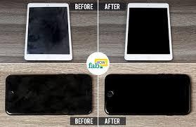 How to Clean Your iPad and iPhone Screens