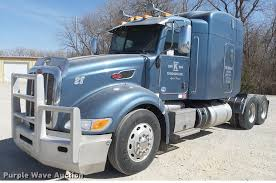 2013 Peterbilt 386 Semi Truck | Item DC0718 | SOLD! April 26...