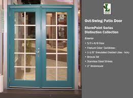 Outswing French Patio Doors by Media Trade Shows Lincoln Windows U0026 Patio Doors