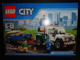 LEGO CITY 60081 PICKUP TOW TRUCK 209 PIECES INCLUDED NEW | #1828289789