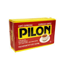 Pilon Coffee Ground Espresso