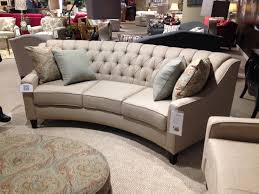 World Market Luxe Sofa Mink by New Curved Sofa From England Furniture Comes In 3 Sizes
