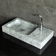 stein waschbecken weißer marmor lange schmale badezimmer waschbecken stein waschbecken buy lange schmale bad waschbecken waschbecken eitelkeit bad