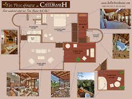104 Tree House Floor Plan Layout At Belize Houses Belize S