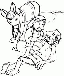Coloring Pages Best Images About Bible Printables On Throughout Good Samaritan Page