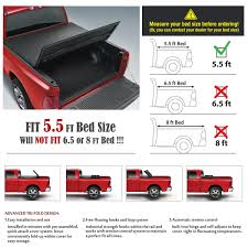 Lock Tri-Fold Soft Tonneau Cover For 2007-2018 TOYOTA TUNDRA 5.5' FT ... Truck Bed Storage Box With Decked Pickup System And 5 Ft 7 In Length Pick Up For Nissan Titan For 0515 Toyota Tacoma Vinyl Soft Trifold Tonneau Cover Bradford 4 Flatbed File2015 Chevrolet Silverado Lt Crew Cab Standard Bed Texas White Have You Built Stogedrawers World Sizes New Soft Roll Tonneau 2009 2018 Extang Express Chevy Avalanche Single Size 022013 Truxedo Lo Pro Honda Ridgeline 72018 Truxedo X15 Detailed Dimeions