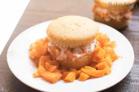 These Mango Cream Cupcake Sandwiches Are Different From Regular Cupcakes Filled With Fresh And