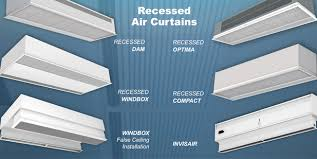Berner Air Curtain Distributors by Air Curtain U0026 Air Door Specialists The Imperative Advantages Of