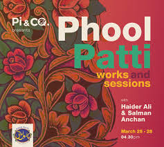 100 Truck Art Pi Co Working Session With Phool Patti