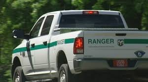 100 Game Warden Truck DNR Ranger Fired For Urinating On Truck Defacing Snowmobile