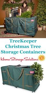 Christmas Tree Storage Tote With Wheels by Christmas Tree Storage Containers Duffels To Roll Tree Into Storage