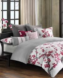Macys Bedding Collections by N Natori Cherry Blossom Comforter Sets And Duvet Covers Macys