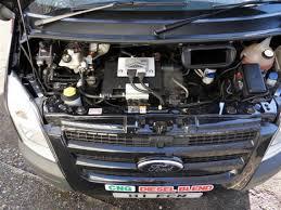 Ford Transit LPG CNG Diesel Development Vehicle