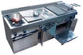 cuisine en acier modulaire professionnelle aven 700