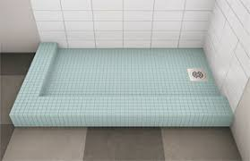do it yourself tile shower pan installation