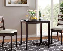 2L Lifestyle Ashland Square Dinning Pub Table, Small, Brown