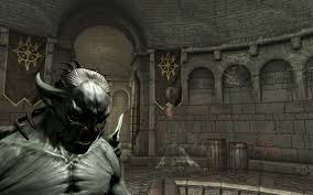 Dawnguard Dark Ally Radiant quests for Vampire Lord at Skyrim