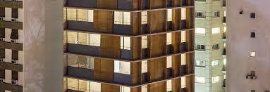 100 Apartment In Sao Paulo Perforated Screens Cover The Facade Of So Apartment Block By
