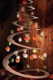 Lighted Spiral Christmas Tree Uk by Awesome Alternative Christmas Trees That You Can Make Yourself