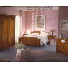 chambre louis xvi chambre perrine louis xvi merisier meubles de normandie
