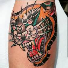 115 Best Tiger Tattoo