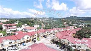 100 Oaks Residences House And Lot For Sale Near Antipolo Cathedral