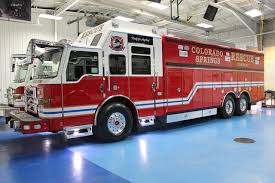 $822,000 Truck To The Rescue | Local News | Colorado Springs ...