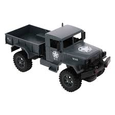 WLtoys 124302 Load Military Truck Off-road RC Car For Sale - US ...
