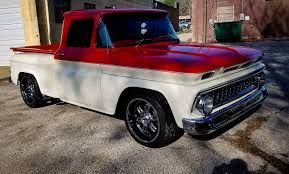 100 63 Chevy Truck Eye Candy Rods And Customs Step Side