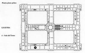 Highclere Castle First Floor Plan by Second Level Or First Floor The Royal Palace Of Caserta Italian