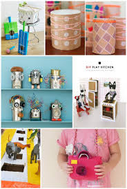 Check Out These 30 Art Projects For Kids Using Recycled Materials