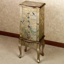 Mirrored Jewelry Box Armoire by Inspirations Over The Door Mirrored Jewelry Armoire Jewelry